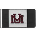 Montana Grizzlies Steel Money Clip
